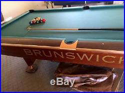 Brunswick Gold Crown IV 9