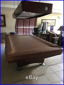 Brunswick Gold Crown IV Pool Table