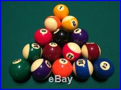 Brunswick Gold Crown IV Regulation Size Pool Table
