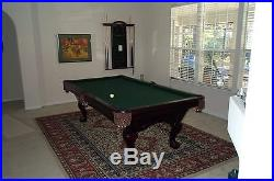Brunswick Greenbriar 8-Foot Pool Table