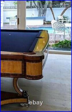 Brunswick Isabella 9ft Pool Table
