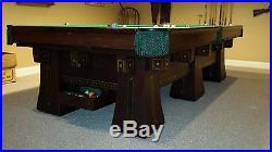 Brunswick Kling Pool Table