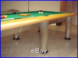 Brunswick Manhattan Contemporary Pool Table Retail Price $19,999.00