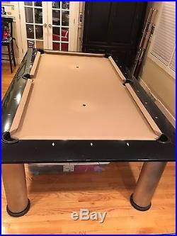 Billiards Tables May - Brunswick manhattan pool table