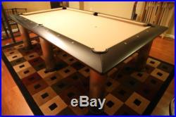 Billiards Tables Blog Archive Brunswick Manhattan Pool Table Ft - Brunswick manhattan pool table