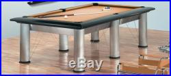 Brunswick Manhattan Pool Table 8 Ft