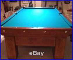 Brunswick Pool/Billiard Table