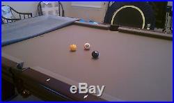 Brunswick Pool Table 8
