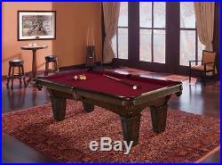 Billiards Tables Foot - Brunswick ashton pool table