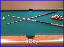 Brunswick Pool Table 8 Ft