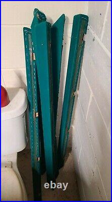 Brunswick Pool Table Bumpers Antique Vintage