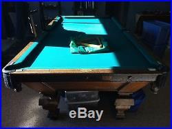 Brunswick Pool Table Challenge Brunswick Blake Collender Antique