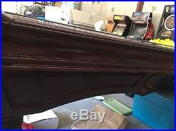 Brunswick Pool Table Excellent Shape Plus Sticks