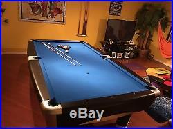 Brunswick Pro 9ft. Pool Table