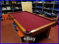 Brunswick Santa Fe Pool Table