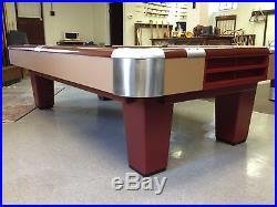 Brunswick Sport King Pool Table 9ft
