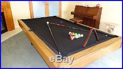 Brunswick Windsor 8' pool table