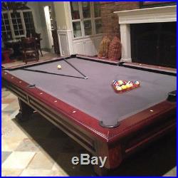 Brunswick, Windsor 9' Pool Table