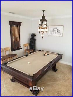 Brunswick Windsor Pool Table package