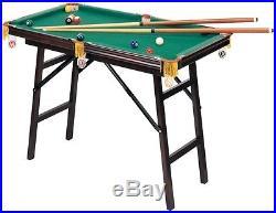 CHH 44 Mini Folding Table 9007 Pool Table NEW
