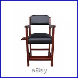 Carmelli Cambridge Antique Walnut Spectator Chair (NG2556W)
