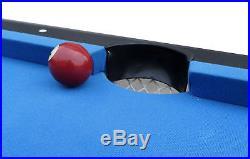 Carmelli Fairmont 6 Portable Pool Table FREE SHIPPING