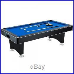 Carmelli Hustler 7 Ft. Pool Table (NG2515PB)