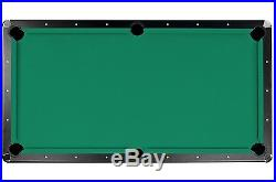 Championship Saturn II Billiards Cloth For Pool Table 8ft Superior Ball Roll New