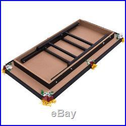 Children's Billiard Pool Table Full Game Set In Door Family Room Bar Play 47