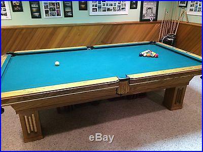 Billiards tables 2013 december 21 for 1 slate pool table