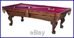 Connelly Billiards Mariposa 8' Pool Table