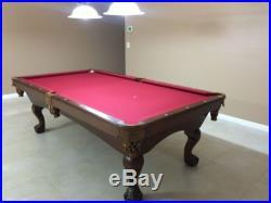 Connelly Billiards San Carlos 8' Pool Table