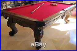 Connelly Billiards Scottsdale 8' Pool Table