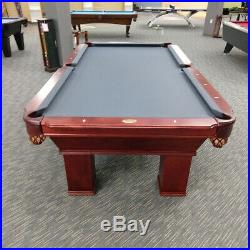 Connelly Billiards Ventana 8' Pool Table with Drawer Show Room Model