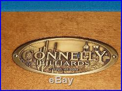 Connelly Billiards Ventana 8' Pro Pool Table