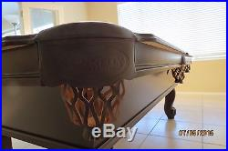 Connelly Catalina 7 foot POOL TABLE with Ping Pong table top