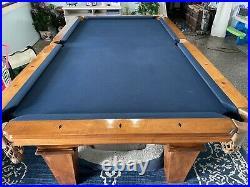 Connelly Slate 8' Prescott Billiard (pool) table