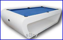 Creative Pool Table Design, High Gloss, Great Quality