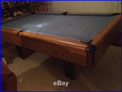 Custom AMF Playmaster Pool Table