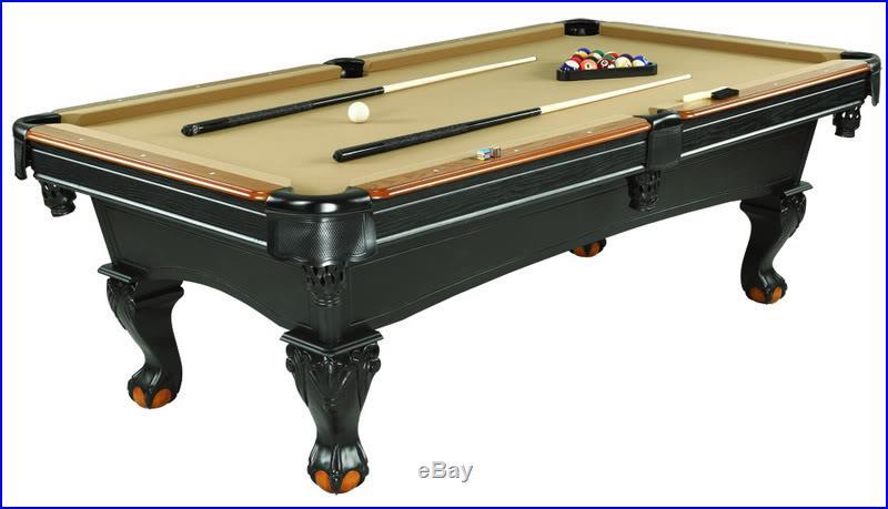 DMI SPORTST MFT800 COVINGTON FOOT POOL TABLE