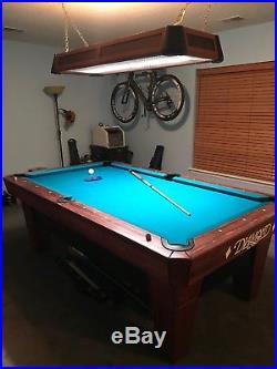 Diamond 7' ProAm Pool Table