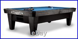 Diamond PRO AM Pool Table 9 Foot (Black)
