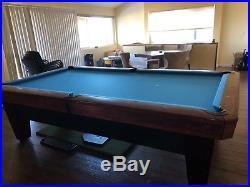 Diamond Pro-Am 9ft Pool Table