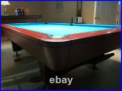 Diamond Professional Billiard Table 9ft Bundle