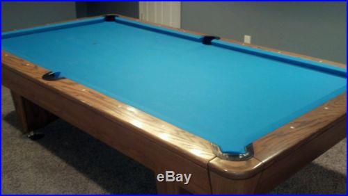 Diamond professional 9 foot pool table