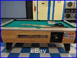 Dynamo Billiards Sedona Pool Table Coin Op