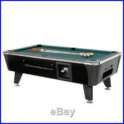 Dynamo Billiards Sedona Pool Table Coin Op Black 7