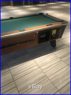 Dynamo Billiards Sedona Pool Table Coin Op With Dba 7