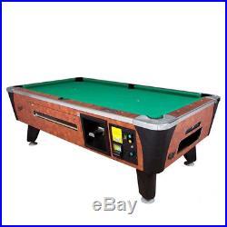 Dynamo Sedona Coin Op 8' Pool Table with DBA