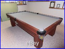 Billiards Tables 187 Steepleton